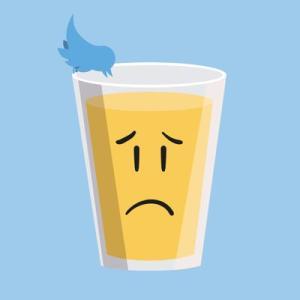 el jugo está triste